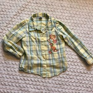 5/$10 // OLD NAVY Button Down Top